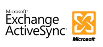 Obrazek przedstawiający logo Microsoft Exchange ActiveSync