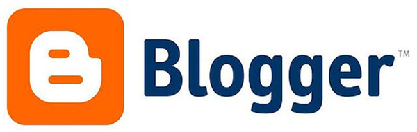 Image of Blogger logo