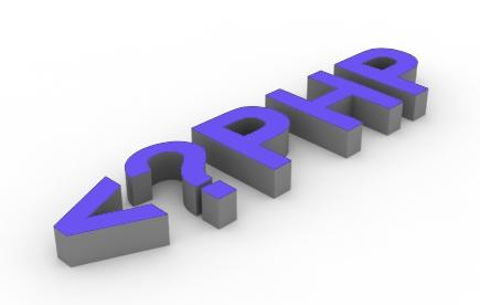 Logo języka skryptowego PHP