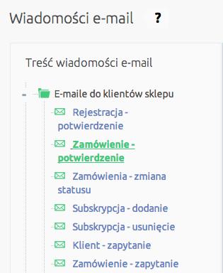 Jak dodać załącznik do wiadomości e-mail w sklepie?