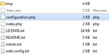 Jak przenieść Joomla na serwer w home.pl?