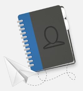 Jak współdzielić kontakty znajdujące się w książce adresowej?