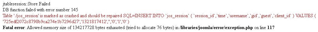 naprawbaze - Jak naprawić uszkodzoną tabelę w bazie MySQL?