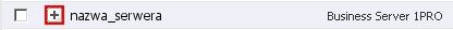 Panel klienta - Usługi - Na liście usług wybierz nazwę serwera i kliknij w ikonę plusa