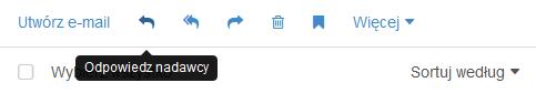 Poczta home.pl - Wybrana wiadomość e-mail - Kliknij w link Odpowiedz nadawcy