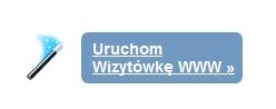 Panel klienta - Usługi - Wybrana domena - Konfiguracja usługi - Utwórz serwis WWW - Kliknij przycisk Uruchom Wizytówkę WWW