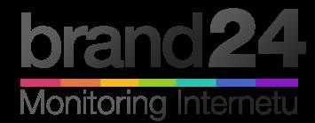 Obrazek przedstawiający logo Brand24
