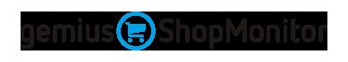 Obraz przedstawiający logo Gemius ShopMonitor