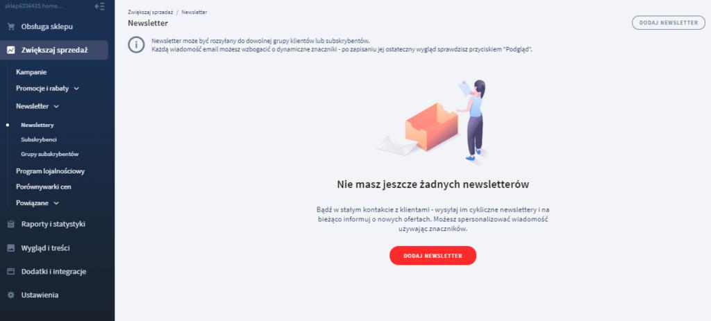 Jak wysłać newsletter do klientów i subskrybentów?