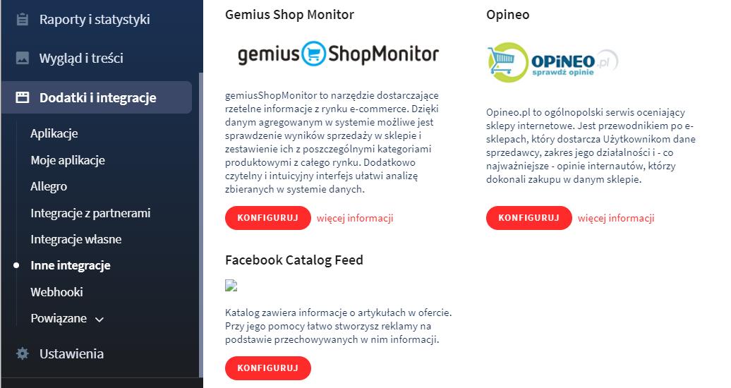 Jak zintegrować sklep z serwisem Opineo?