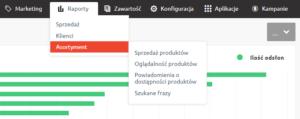 Oglądalność produktów w eSklep