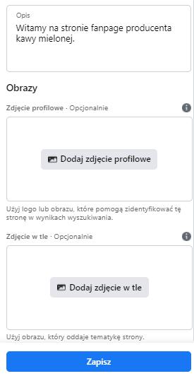 Jak utworzyć stronę Fanpage na Facebooku?