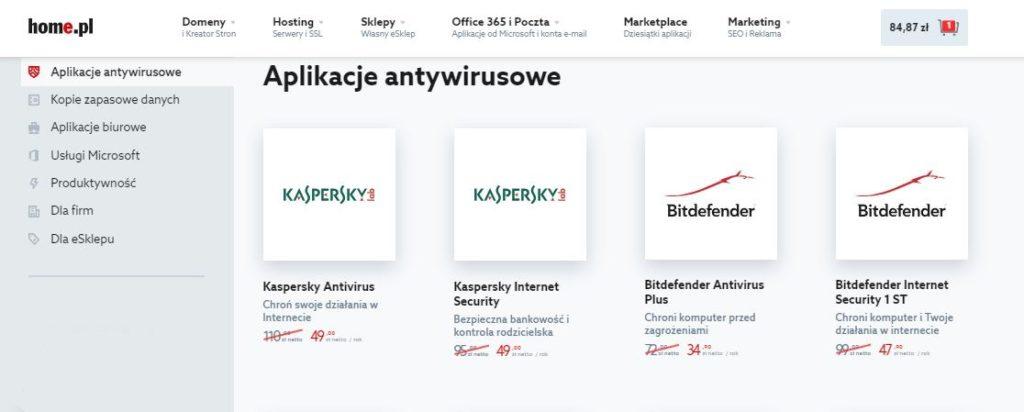 Jak zarejestrować oprogramowanie Kaspersky?