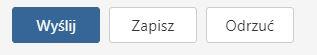 Poczta home.pl - Utwórz e-mail - Formularz - Po ustaleniu wszystkich szczegółów dla wiadomości e-mail, użyj odpowiedniego przycisku Wyślij