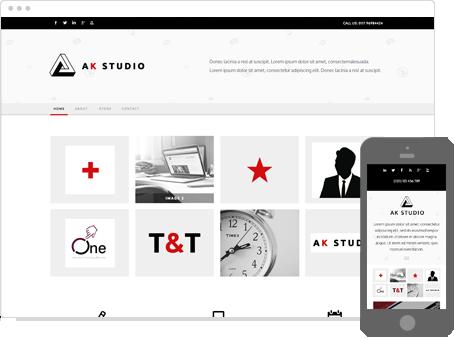 Szablon dostępny dla wersji Kreator Profesjonalny - Ak-studio
