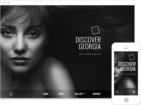 Szablon dostępny dla wersji Kreator Profesjonalny - Georgia