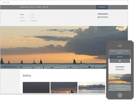 Szablon dostępny dla wersji Kreator Profesjonalny - Panorama