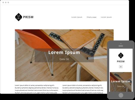 Szablon dostępny dla wersji Kreator Profesjonalny - Prism