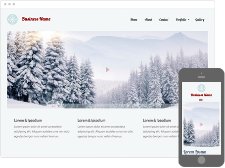 Szablon dostępny dla wersji Kreator Profesjonalny - Snowflake