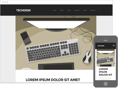 Szablon dostępny dla wersji Kreator Profesjonalny - Techdesk