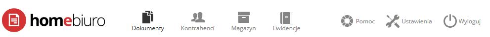 eKsięgowość - Panel Klienta - Nowe nazwy sekcji menu po aktualizacji