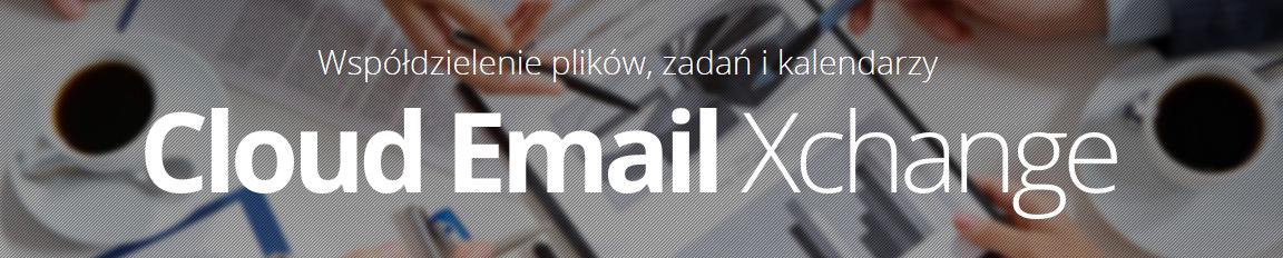 Jak licencja Cloud Email Xchange rozszerza działanie skrzynki e-mail?