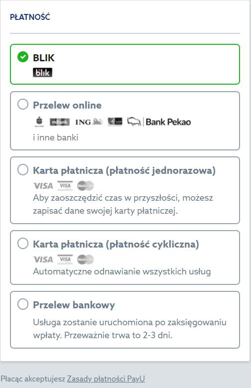 RankingCoach zamówienie