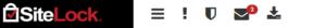 Komunikat o niepoprawnej konfiguracji SiteLock