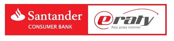 Obraz przedstawiający Logo Eraty Santander