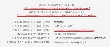 """Do czego służy """"Lista aplikacji"""" w panelu administracyjnym home.pl?"""