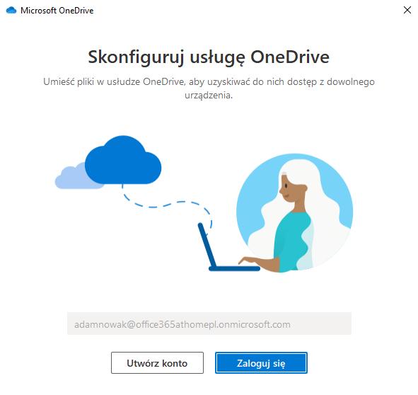 Jak połączyć OneDrive z systemem Windows?