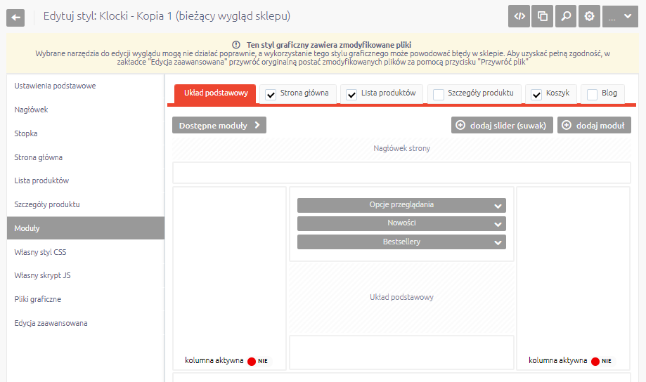 204099e4a1b289 eSklep Konfiguracja sklepu » Pomoc | home.pl