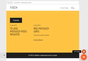Jak zmienić wygląd bloga w home.pl?