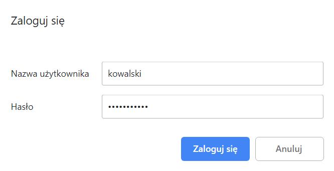 Jak ustawić hasło dostępu do katalogu za pomocą htaccess?