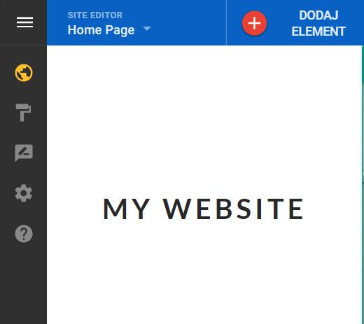 Nawigacja – tworzenie, zarządzanie i ukrywanie stron w kreatorze WWW