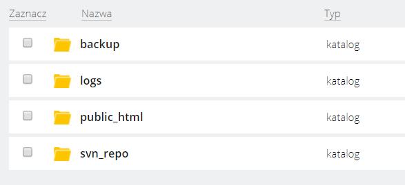 Jak umieścić stronę WWW na serwerze? Struktura katalogów