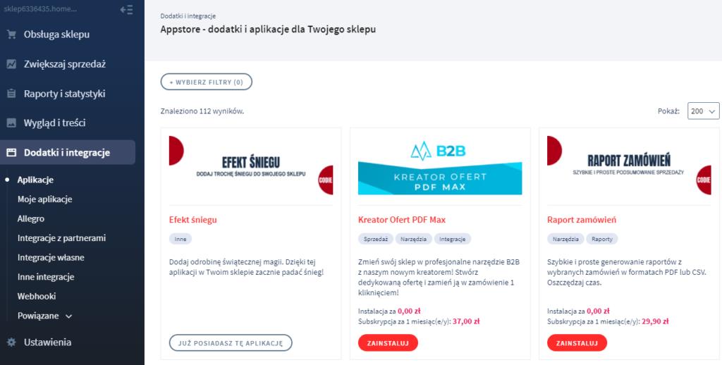 Jak zakupić aplikacje w App Store sklepu internetowego home.pl?