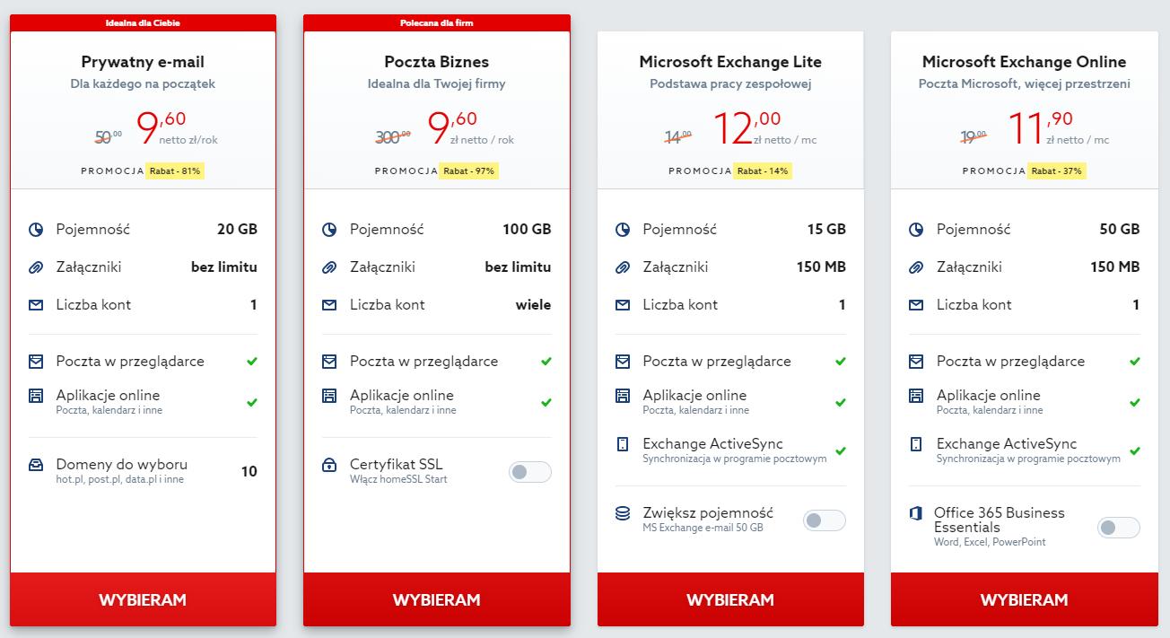 Czym jest i jak uruchomić Prywatny e-mail w home.pl?