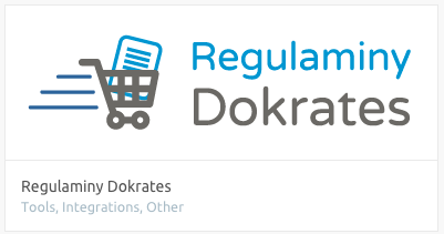 Aplikacja: Regulaminy Dokrates