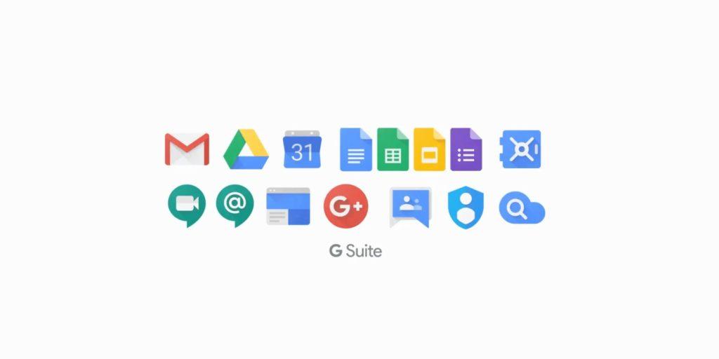 G Suite - Poczta Gmail dla firm od Google