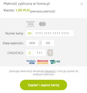 Nowa metoda płatności w Panelu Klienta
