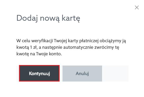 Włączenie płatności cyklicznych w Panelu klienta home.pl