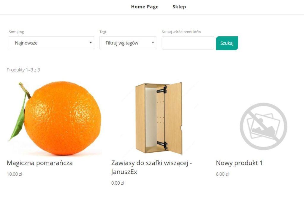 Jak dokonać zakupu w sklepie internetowym kreatora WWW?