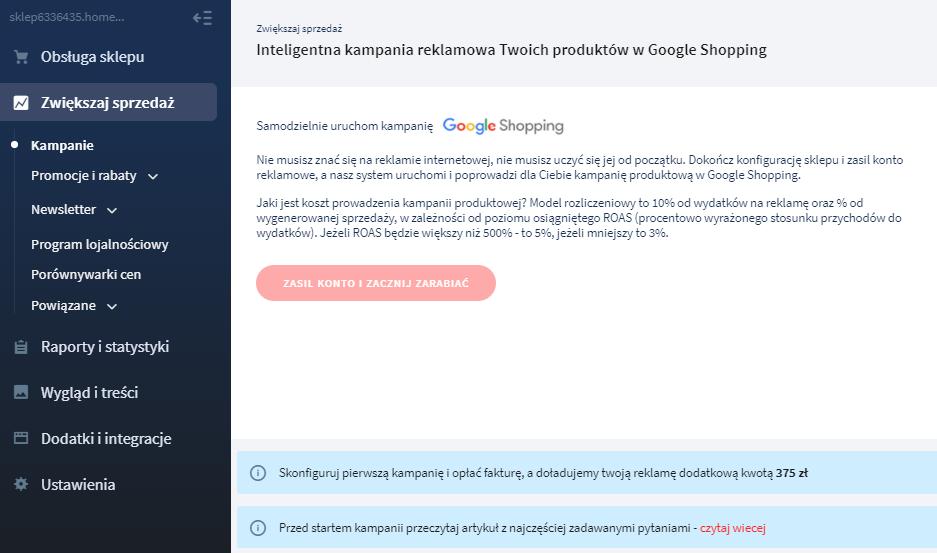 eSklep Ads - najczęściej zadawane pytania