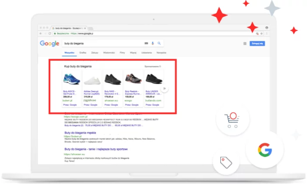 Co to są Zakupy Google / Google Shopping?