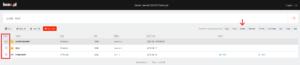 Usunięcie katalogu w WebFTP