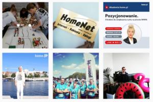 instagram to portal społecznościowy w którym wyrazem są obrazy