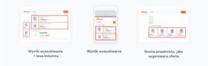 Gdzie na stronie allegro.pl oraz w aplikacji wyświetlane są reklamy Allegro Ads