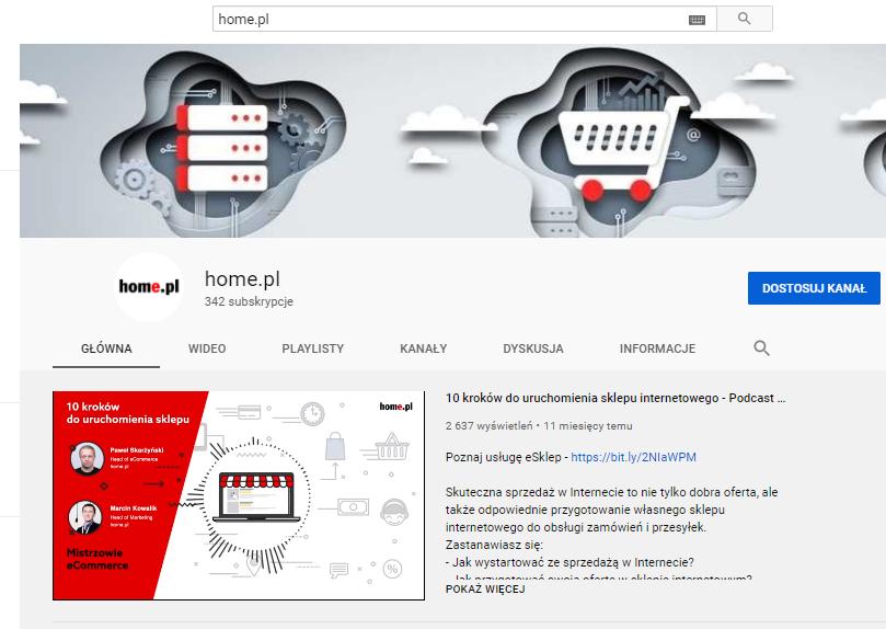 YouTube to serwis internetowy, który umożliwia bezpłatne umieszczanie, odtwarzanie strumieniowe, ocenianie i komentowanie filmów.
