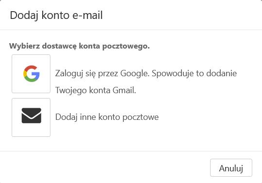 Dodaj konto e-mail - poczta.home.pl